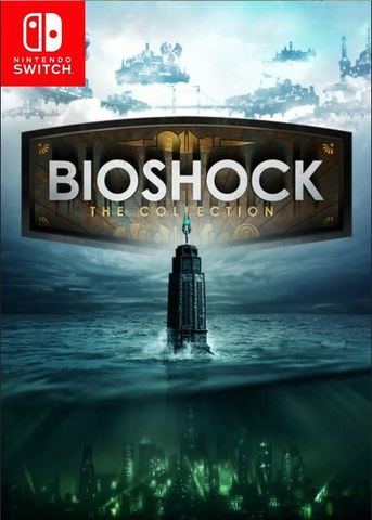 BioShock: The Collection (Nintendo Switch, английская версия)