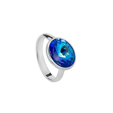 Кольцо Royal Blue Delite K1802.23 BL/S
