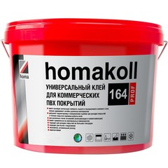 Клей Homakoll 164 Prof для коммерческих ПВХ-покрытий 1,3 кг