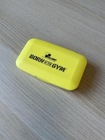 Таблетница Olimp yellow