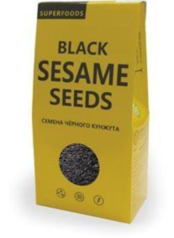 Семена кунжута черного, Компас Здоровья, 150 г