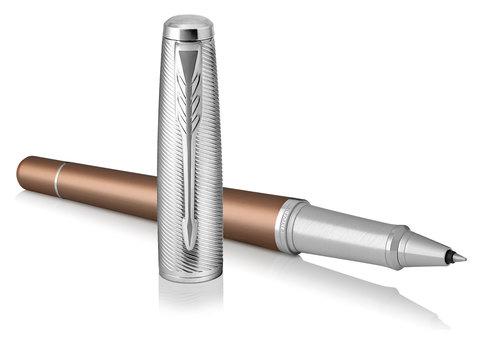 Parker Urban Premium - Orange CT, ручка-роллер, F, BL