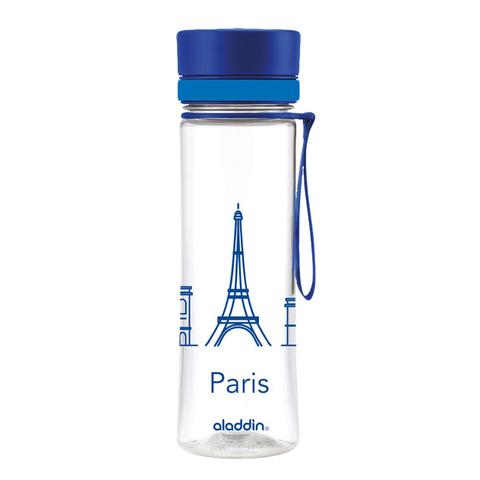 Бутылка Aladdin Aveo Paris (0,6 литра), синяя