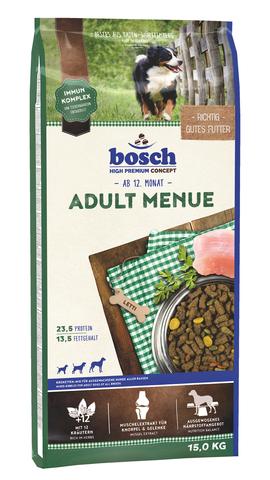 Bosch Adult Menue 15 кг