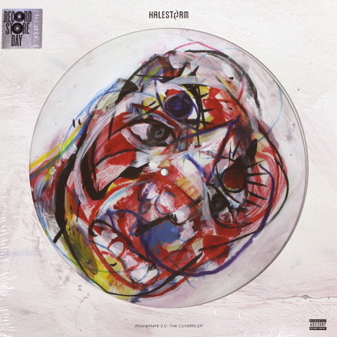 Halestorm / ReAniMate 3.0: The CoVeRs eP (Picture Disc)(12