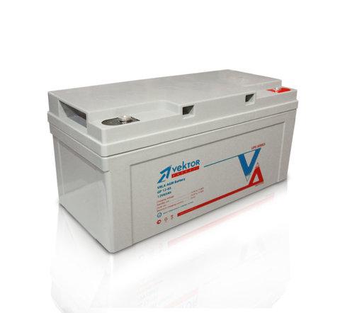 Аккумулятор VEKTOR ENERGY GL 12-65