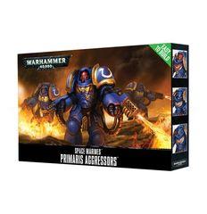 Easy To Build Primaris Aggressors