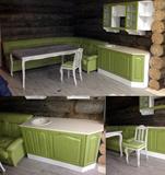Корпусная мебель по индивидуальному эскизу
