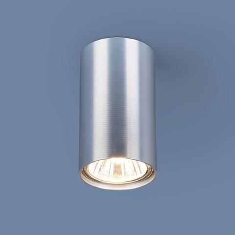 Накладной потолочный светильник 1081 GU10 SCH сатин хром