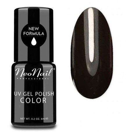 NeoNail Гель лак UV 6ml Bitter Chocolate №4910-1