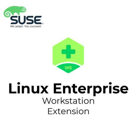 Купить лицензию SUSE Linux Enterprise Workstation Extension