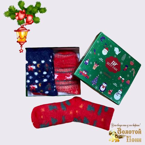 Носки 4 пары в коробке