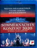 Jonas Kaufmann, Wiener Philharmoniker, Valery Gergiev / Summer Night Concert 2020 (Blu-ray)