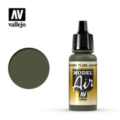 MODEL AIR 285-17ML. IJA DARK GREEN