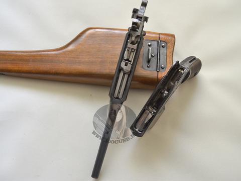 ММГ пистолета Mauser C96 (Маузер К96)