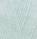 Пряжа Alize Angora Gold 514 зимнее небо