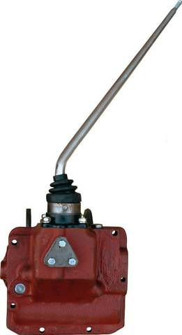 Крышка кпп Уаз 469 механизм переключения передач нового образца (пр-во АДС)
