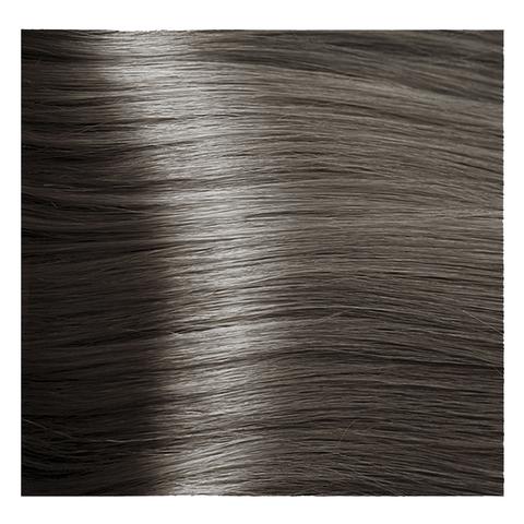 Крем краска для волос с гиалуроновой кислотой Kapous, 100 мл - HY 8.00 Светлый блондин интенсивный