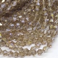 Бусины биконусы купить оптом в интернет-магазине Golden Shadow