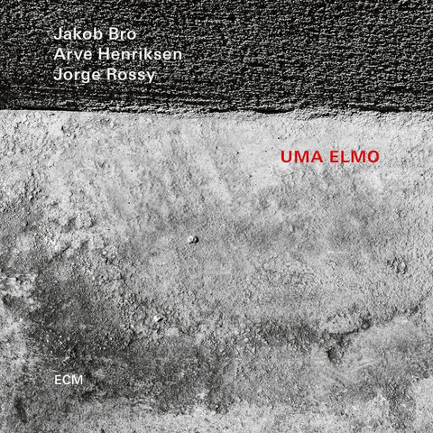 Jakob Bro Trio / Uma Elmo (CD)