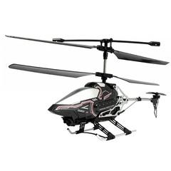 Silverlit 3-х канальный вертолет Скай Ай с камерой и дисплеем в пульте управления (84602)