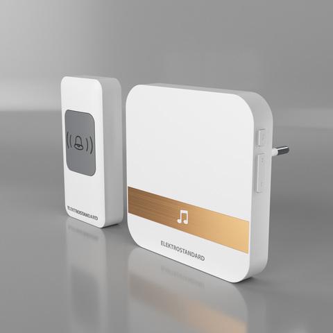 Звонок беспроводной Elektrostandart DBQ24M WL 52M белый