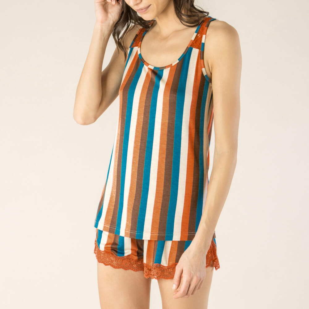 Женская пижама E21B-12P104
