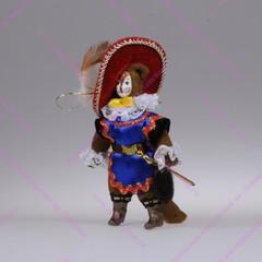 Малая подвесная кукла Кот в сапогах