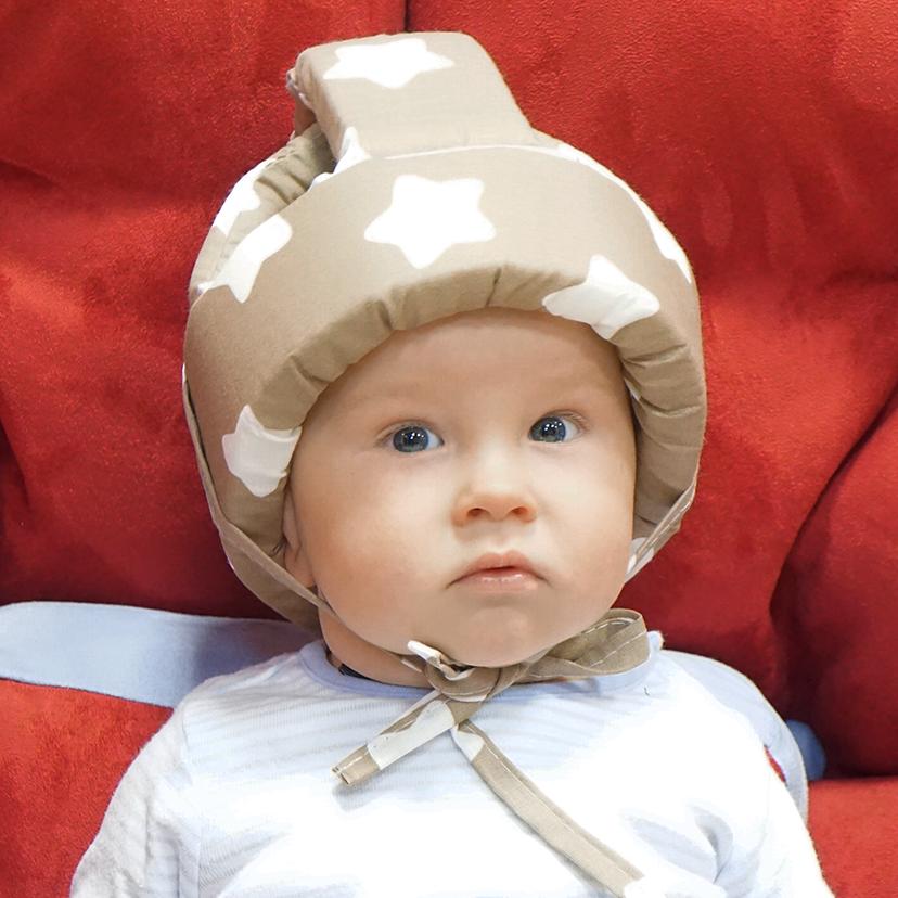 Farla Шлем для защиты головы малыша Mild Прянички shlem-dlya-zaschity-golovy-malysha-mild-pryanichki.png