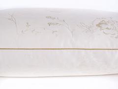 Подушка полупуховая упругая 68х68 Медовый поцелуй