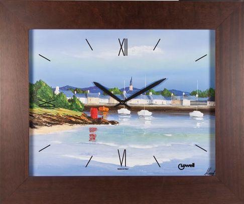 Настенные часы Lowell 11311