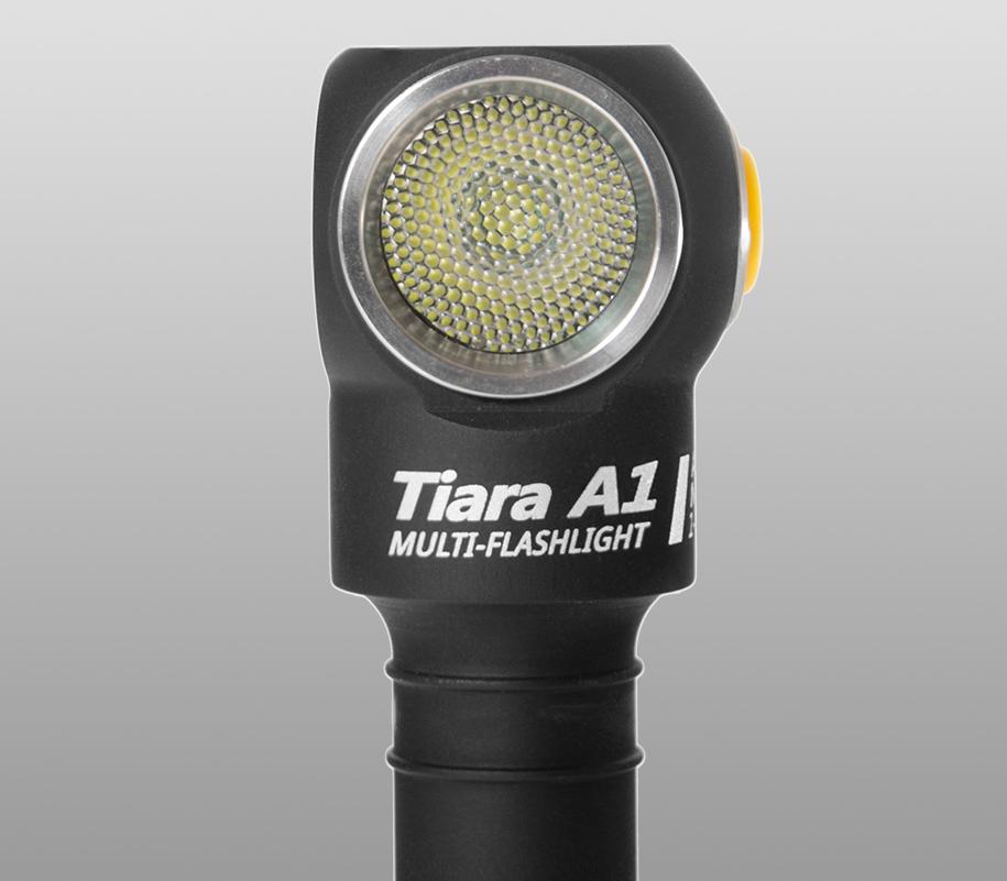 Мультифонарь Armytek Tiara A1 (тёплый свет) - фото 8