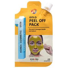 Maska \ Маска \ Mask EYENLIP Gold Peel Off Pack 25g