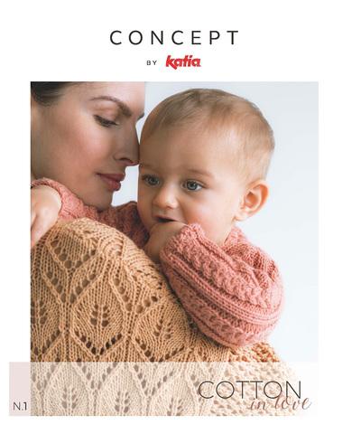 Журнал Katia Cotton in Love #1