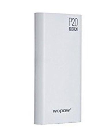 Внешний аккумулятор Wopow P20 20000mAh