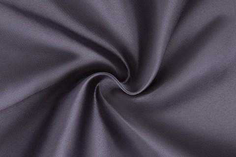 Ткань Атлас дюпон  блестящий (блестящий черный) №18