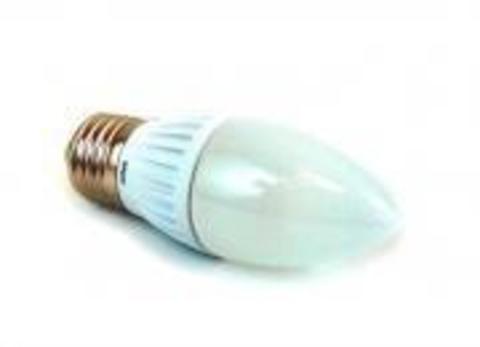 Лампа NV LED свеча NLL-C37-7-230-2.7K-E27-FR