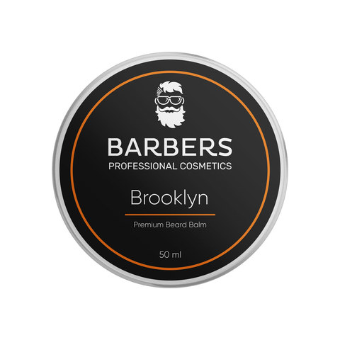 Бальзам для бороди Barbers Brooklyn 50 мл (1)