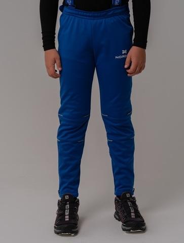 Разминочные брюки Nordski Jr.Premium Patriot подростковые