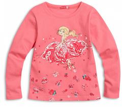 GFJ3016 джемпер для девочек розовый
