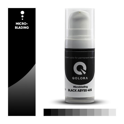 Qolora Black Abyss 405 (Черная бездна)