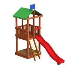 Детская игровая площадка «Джунгли 2»