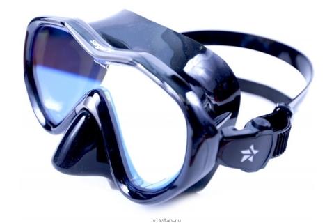 Маска САРГАН Десна черный силикон просветленные линзы – 88003332291 изображение 2
