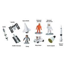 Набор фигурок Космическое пространство, Safari Ltd.