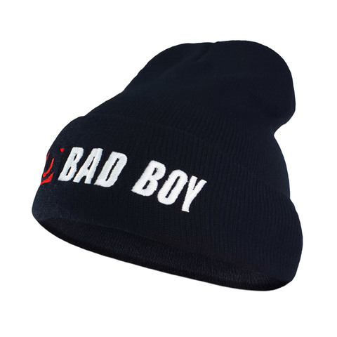 Шапка Bad Boy Embroidery Black