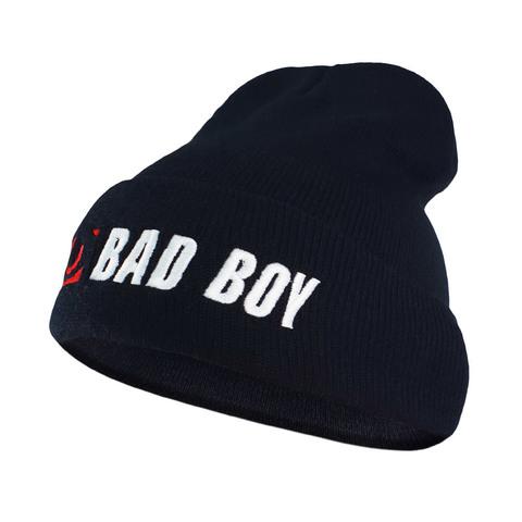 Шапка Bad Boy Embroidery Black