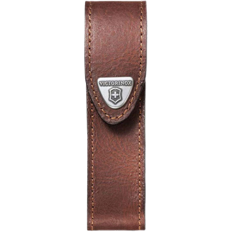Чехол Victorinox для ножей 111 мм. (4.0547) натуральная коричневая кожа