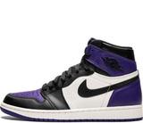 Кроссовки Nike Air Jordan 1 Retro High Purple