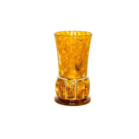 Cтопка янтарная Виноград бронза