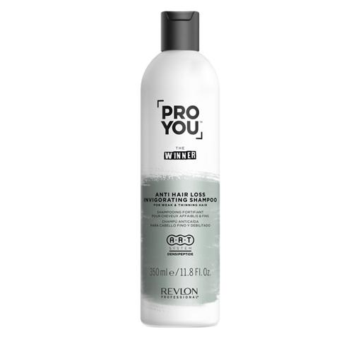 REVLON ProYou Winner: Шампунь укрепляющий для ослабленных и истонченных волос (Anti-hair Loss Invigorating Shampoo), 350мл